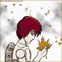 sasori likes Autumn by Wohald