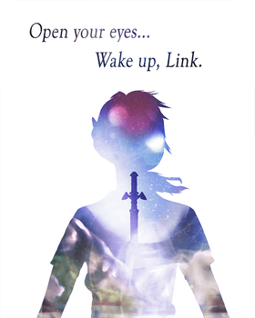 Wake up, Link by Dresoria