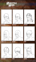 Hairstyle Meme by Cabooselover