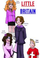 :Little Britain: by charliemalfoy