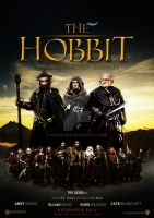 The Hobbit:An Unexpected Jour2 by kanshave