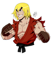 Ken Masters by DanteDemolition