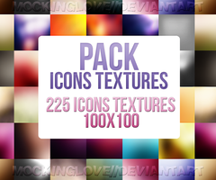 Pack Icons Textures by mockinglove