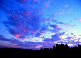 Magnificent Sky by moonshack