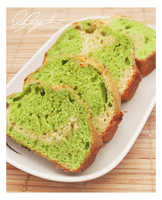 Marbled Green Tea Loaf by VintageWarmth