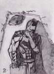 The Dark Knight Rises by InCN