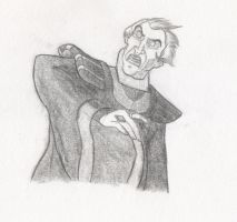 Oh, Frollo is just a badass-awesome villain! (SCA) by yami0815