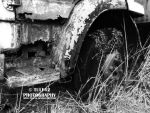 Lorry (Black and White) by tulf42