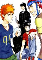 BLEACH: OVA by Sideburn004