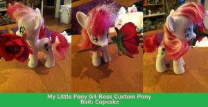Custom Friendship Is Magic - Rose by maybecatie