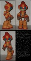 Custom Commission: Emerl the Gizoid by Wakeangel2001