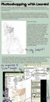 How to colour in photoshop by dearie-me