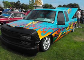 1995 Chevy Extra Cab by Photos-By-Michelle