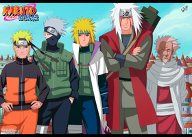 Naruto: Generations by TheSaigo