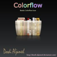 Colorflow Books Folder by Doodi-Aljameel