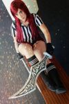 Red Card Katarina Cosplay by xxBrandy