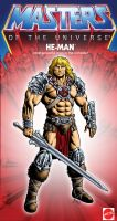 He Man - Most Powerful Man in the Universe 2012 by RubusTheBarbarian