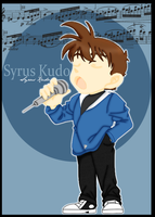 Syrus singing by Aracelly2010
