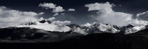 Rocky Mountain Panorama by porbital