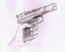 My Ruger by ssjkell