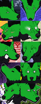 Icon Commission Batch - AlannahForever by FuegoLovesLily