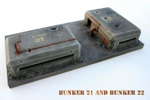 bunker 21 by ariscene