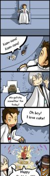 Happy birth day Aizen-sama by oneoftwo