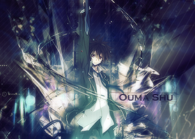Ouma Shu Guilty Crown by GreedLingCR