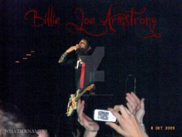 Billie Joe Armstrong by Whatsername90