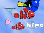 Finding Nemo by alien990