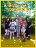 The Wizard of Zombies. by ThePea