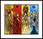 Elemental Angels by BaGgY666