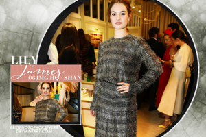 Photopack 7128 - Lily James by BestPhotopacksEverr