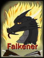 Falkener Badge 1.0 by DragonWolfACe