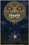 Majora's Mask by FireCouch