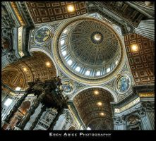 St. Peter's Basilica - 2 by erenabice