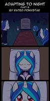 Adapting To Night Prologue - Part 6 by Rated-R-PonyStar