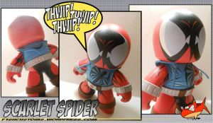 Scarlet Spider by F1shcustoms