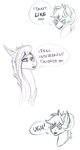 The Most Popular Girls In Equestria by z-leppelin