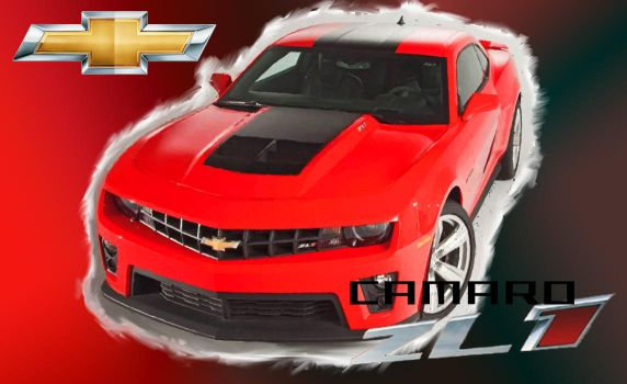 2012 Chevrolet Camaro Zl1 1280x782 1050 by Musclecar258