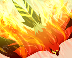 Flaming by Twime777