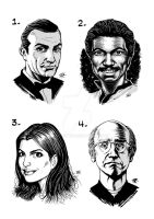 Likenesses by TomRFoster