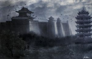 the great wall by prinz59
