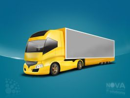 Truck by shakis