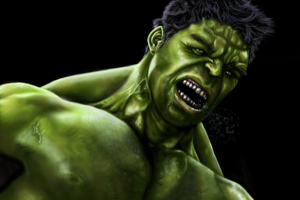 The Hulk by guen20