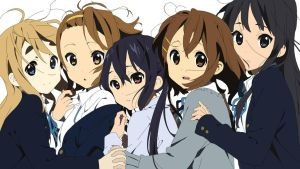 K-On ! Colored by RONtaku