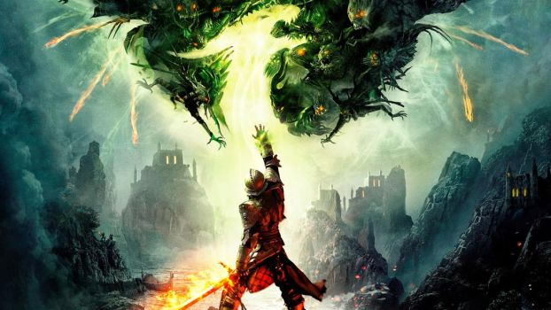 Dragon Age Inquisition by vgwallpapers