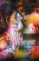 Catch and Release // Book Cover by moonxriver