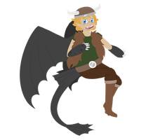 HTTYD Fandomstuck by Cat-Dragron