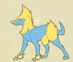 Pokeddexy Day 4- Favorite Electric Type by ViralCatalyst